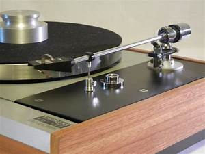 The Master  Thorens Td  Upgraded Grace 707 Arm