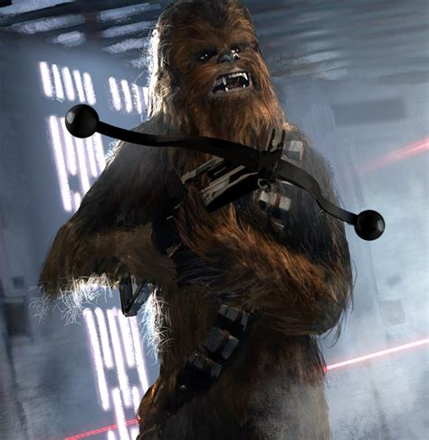 Report Rrrggghll Peter Mayhew Returns As Chewbacca For