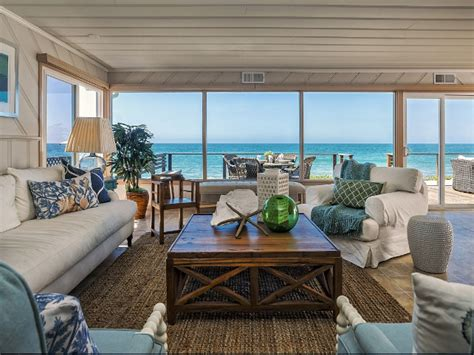 Beach Home Decor Ideas: Interior Beach House Decor Living Room Ocean Beach House