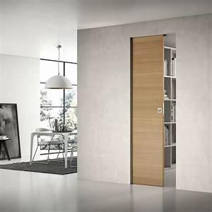 Porte à Galandage Prix : portes coulissantes escamotables d 39 int rieur ou galandage ~ Premium-room.com Idées de Décoration