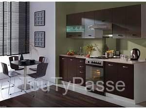 Meuble De Cuisine En Kit : meubles de cuisine quip e neufs en kit coloris weng ~ Dailycaller-alerts.com Idées de Décoration