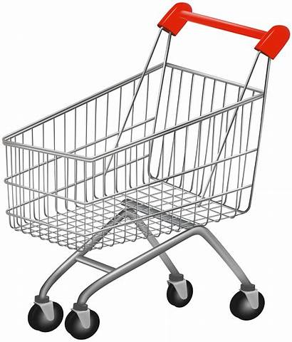 Shopping Cart Clipart Clip Illustration Transparent Grocery
