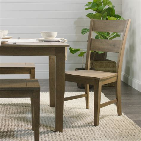 distressed wood harrow dining chairs set of 2 world market