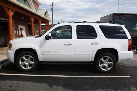 2012 Chevrolet Tahoe Lt 4d Utility  Diminished Value Car