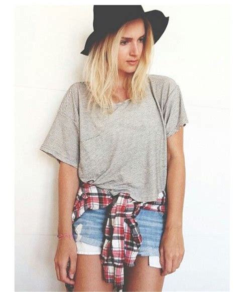 #outfit #need #flannel | Style | Pinterest | Flannels Hipsters and Spring summer