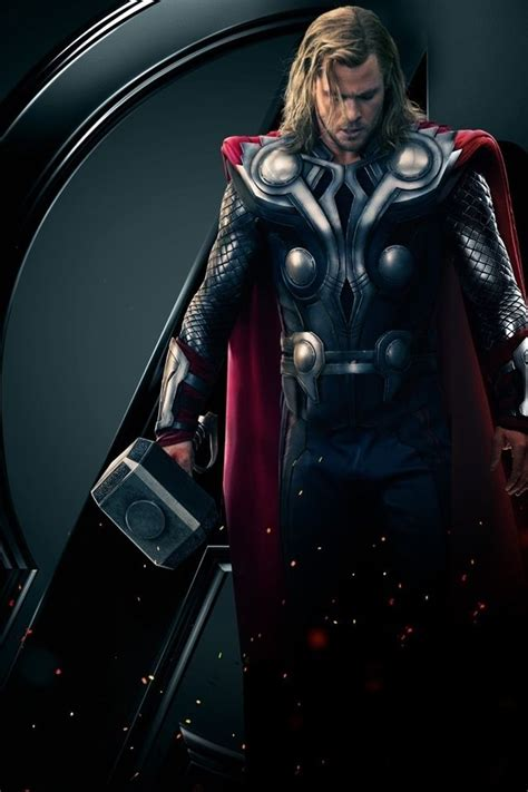 marvel thor iphone wallpaperwallpapers fun marvel
