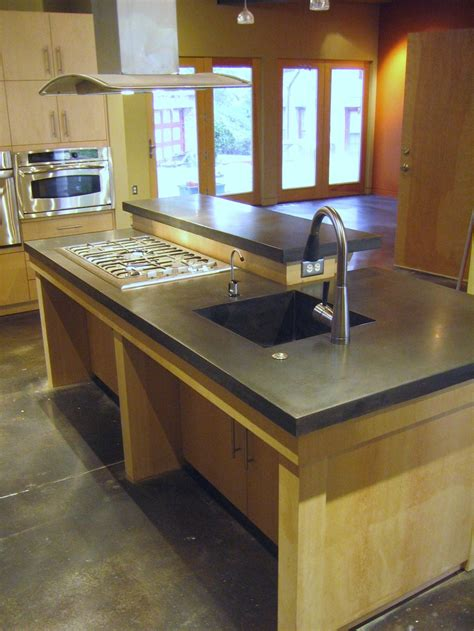 concrete sinks countertops and furniture by stogs