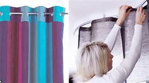 Rideaux à Poser Sur Fenêtres : comment poser des rideaux japonais comment poser des ~ Premium-room.com Idées de Décoration