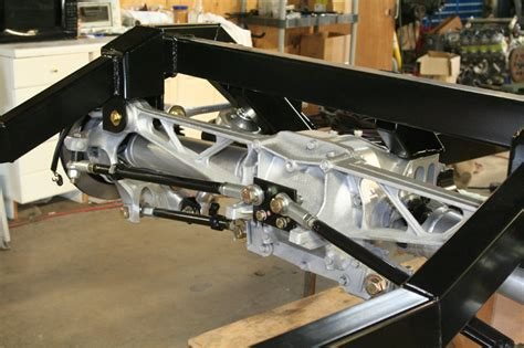 trifive  corvette suspension rolling chassis fits