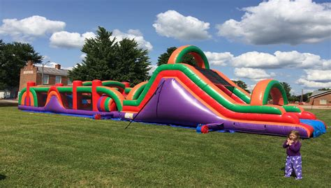 carnival rentals party rental company northern kentucky bounce