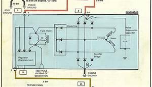 77 Awesome Alternator Warning Light Wiring Diagram