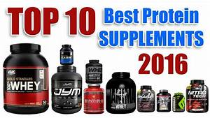 New Bodybuilding Supplements 2018