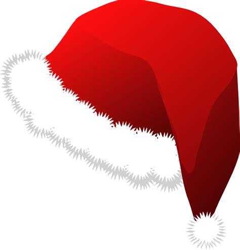 santa hat clip art  clkercom vector clip art