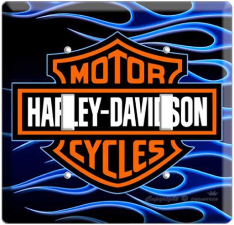 Harley Davidson Light Switch Plates by Harley Davidson Emblem Light Switch Cover Plate