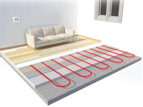 raon system english floor heating