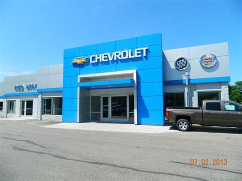 Red Wing Chevrolet  Red Wing, Mn 550661472 Car