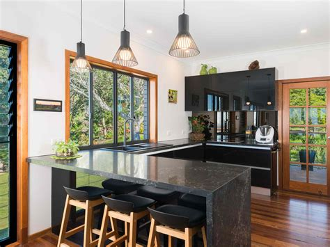 shaped kitchen designs ideas realestatecomau