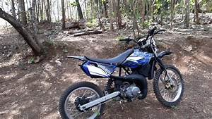 Yamaha Fiz R Modif Trail Yz 85