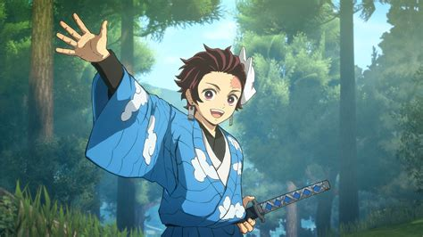 2048x1152 Tanjiro Kamado In Demon Slayer Kimetsu No Yaiba