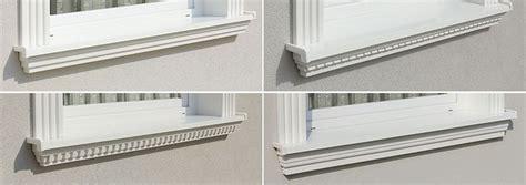 Fensterbank Verkleidung Aussen by So Wird Eine Au 223 En Fensterbank Mit Alu Abdeckung In 5