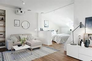 meubler un studio 20m2 voyez les meilleures idees en 50 With comment meubler un studio 0 comment meubler un studio trouver des idees de