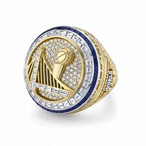 Golden State Warriors Receive 2017 NBA Championship Rings ...