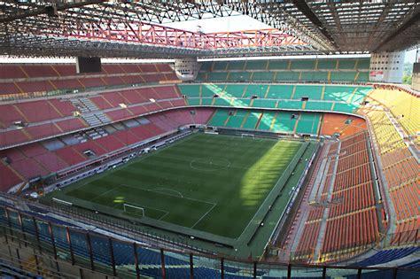 Stadio San Siro Ingressi San Siro 232 Il Tempio Calcio E La Casa Dell Ac Milan