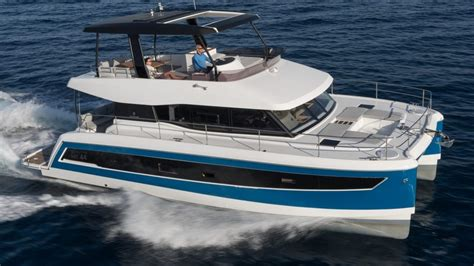 fountaine pajot   top speed
