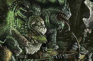 10 Awesome Monsters For A D U0026d 5e Mountain Encounter