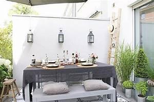 Deko Ideen Terrasse : die sch nsten ideen f r die terrasse wohnkonfetti ~ Orissabook.com Haus und Dekorationen