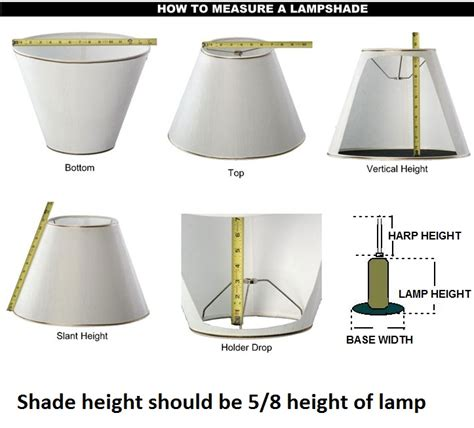 how to measure a l shade l shades by dimensions pictures to pin on pinterest