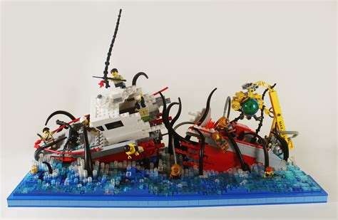 Toy Boat In Sea by Wallpaper Ship Boat Sea Wreck Lego Toy Submarine
