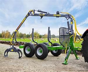 Anhänger Mit Kran : ct 3 8 6 branson traktoren ~ Kayakingforconservation.com Haus und Dekorationen