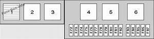 Trunk Fuse Box Diagram  Bmw X5  2000  2001  2002  2003