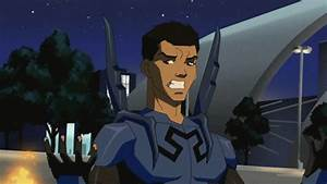 Blue Beetle Young Justice Gif