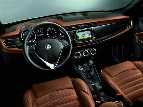 Alfa Romeo Interior by 2014 Alfa Romeo Giulietta Interior