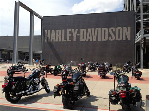 Wisconsin Harley Davidson by Harley Davidson Museum 400 W Canal St Milwaukee Wi 53203