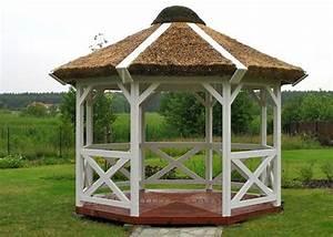 Holzhäuser Aus Polen : gartenpavillon holz aus polen ~ Markanthonyermac.com Haus und Dekorationen
