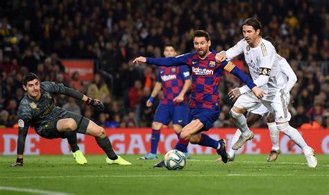 Barça y Real Madrid se juegan el reinado en el clásico ...