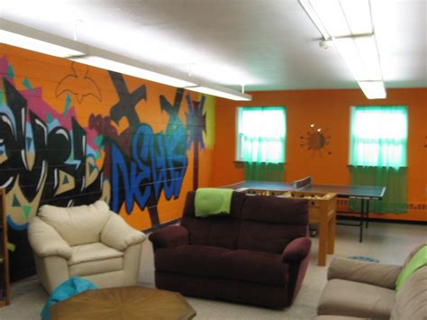 Jugendzimmer Design Ideen by Meet Our New Sr High Youth Room Roselle United