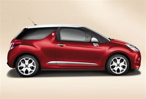 Citroen Ds3 by 2014 Citroen Ds3 Dsign Dstyle Special Editions