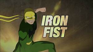 Iron Fist - Ultimate Spider-Man Animated Series Wiki