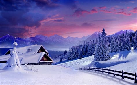 Winter Wallpaper Hd ·① Download Free Awesome Full Hd