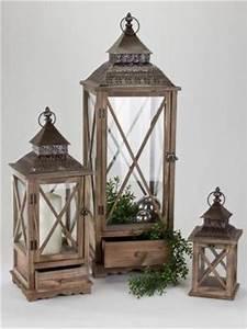 Deko Laterne Groß Holz : formano laterne aus holz antik mit metalldach 40 cm ebay ~ Bigdaddyawards.com Haus und Dekorationen