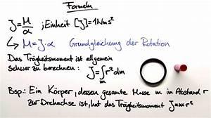 Massenträgheitsmoment Berechnen : j tr gheitsmoment metallteile verbinden ~ Themetempest.com Abrechnung