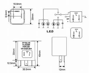 Napa Flasher Wiring Diagram