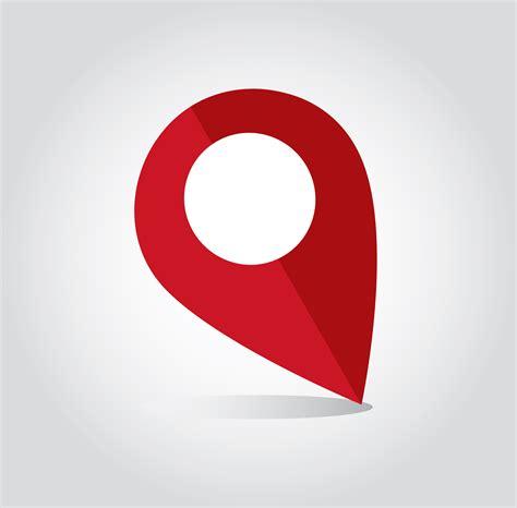 location icon symbol   vectors clipart