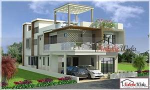 Double Storey Elevation | Two Storey House Elevation | 3d ...