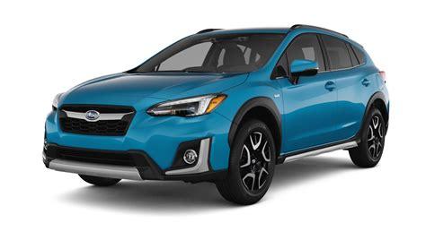 Subaru Xv Hybrid 2019 by 2019 Subaru Xv Crosstrek Hybrid Officially Revealed