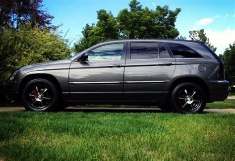 Custom Chrysler Pacifica by 2004 Chrysler Pacifica 1 Possible Trade 100528781